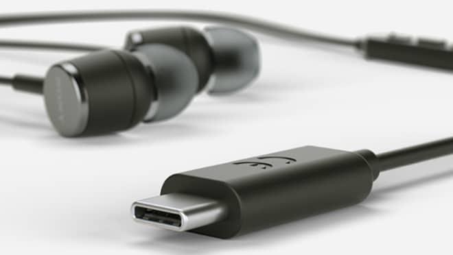 Sony STH50C Typ C Headset