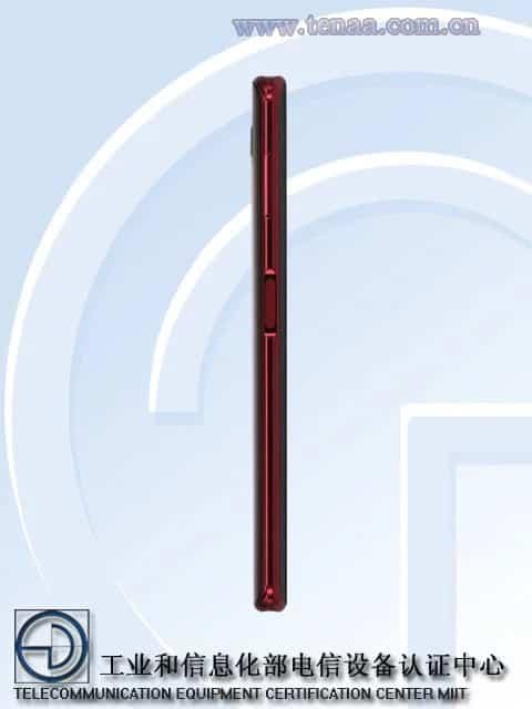 Das Nubia Z20 verfügt über zwei Bildschirme und zwei Fingerabdrucksensoren 2