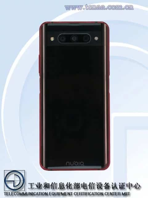 Das Nubia Z20 verfügt über zwei Bildschirme und zwei Fingerabdrucksensoren 3