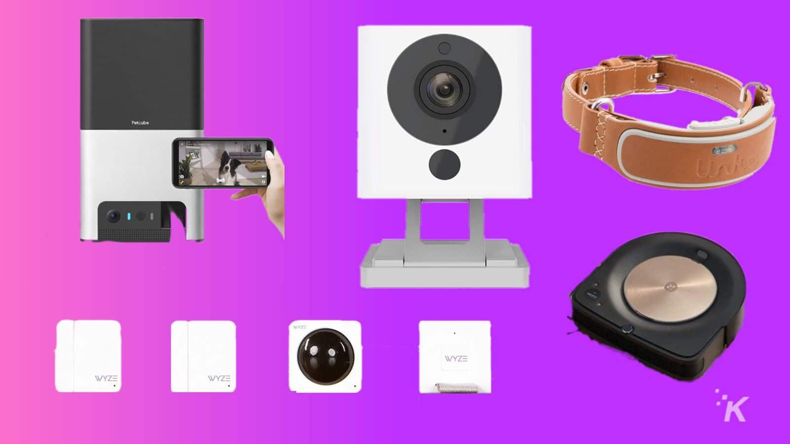 Haustier Gadgets knowtechie