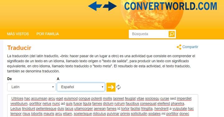 Bild - 7 Übersetzer aus dem Lateinischen ins Spanische