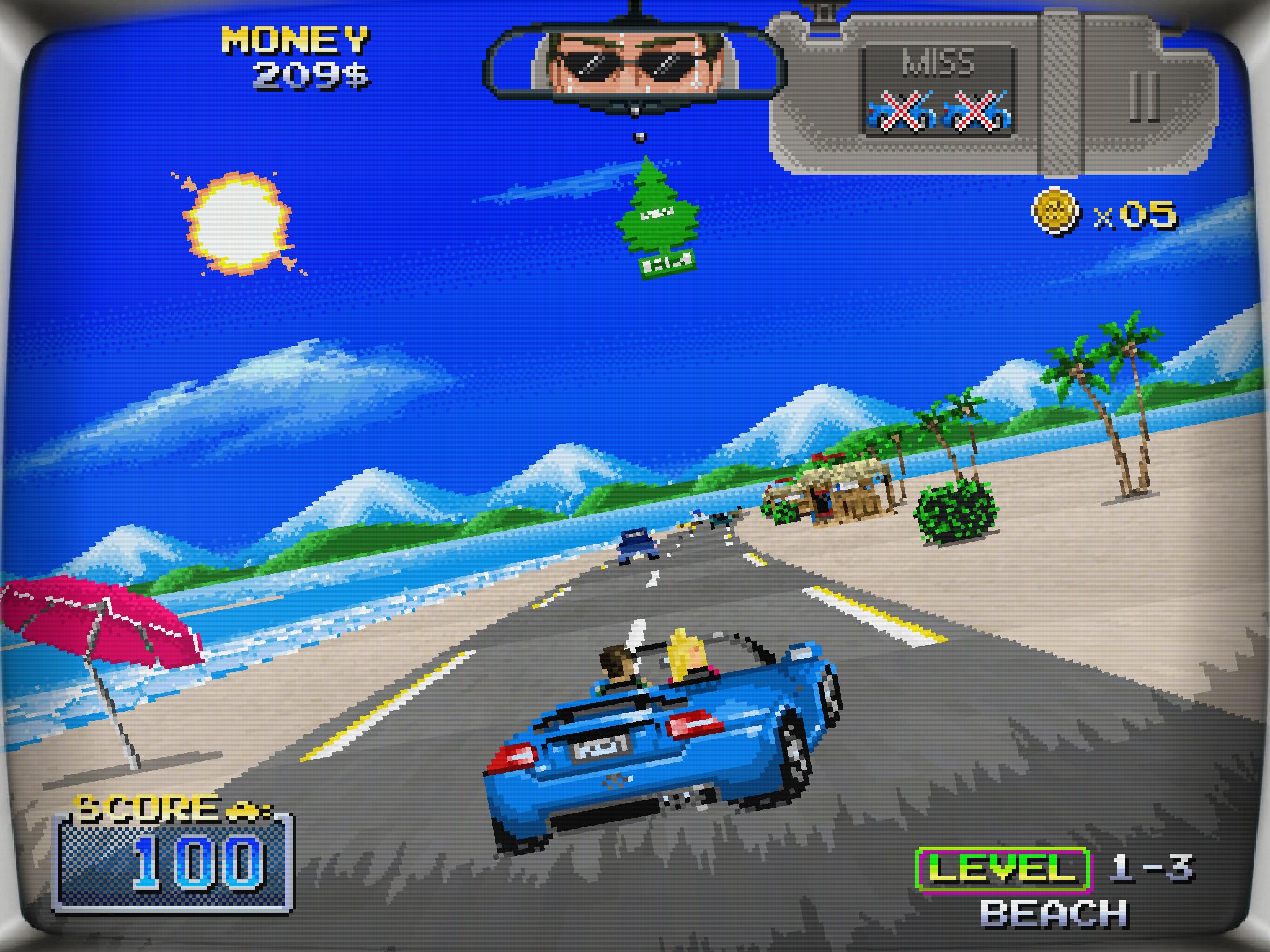 App der Woche: Highway Runners (iOS-Test) 1