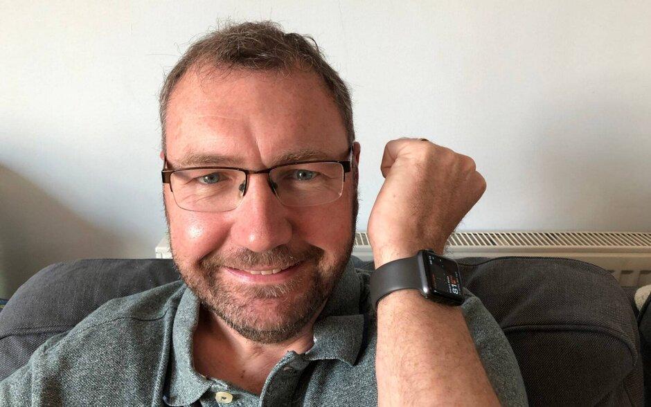 Apple Watch rettet das Leben der Briten und entdeckt schnell eine niedrige Herzfrequenz 1
