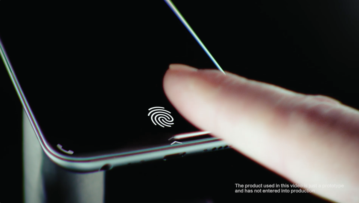 Apple kann iPhone mit biometrischem Sensor auf dem Bildschirm in China starten 2