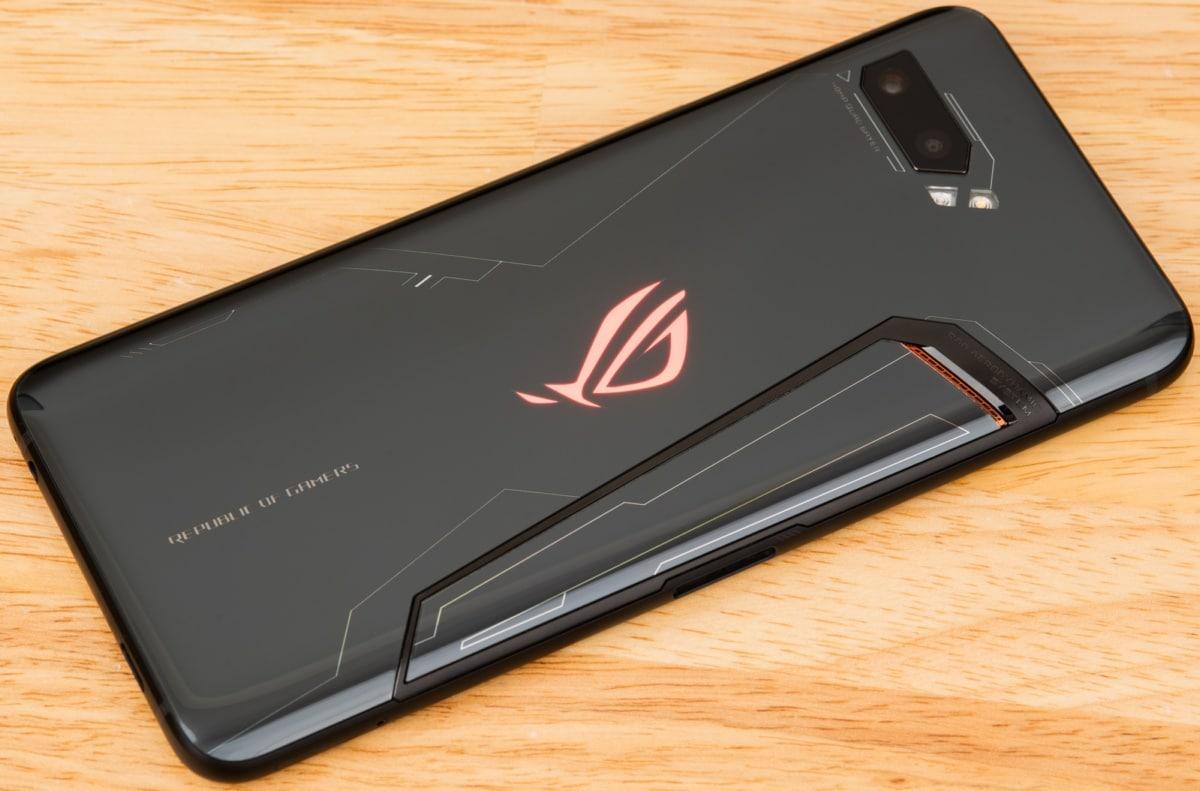 rogphone2 Körper Asus ROG Phone 2