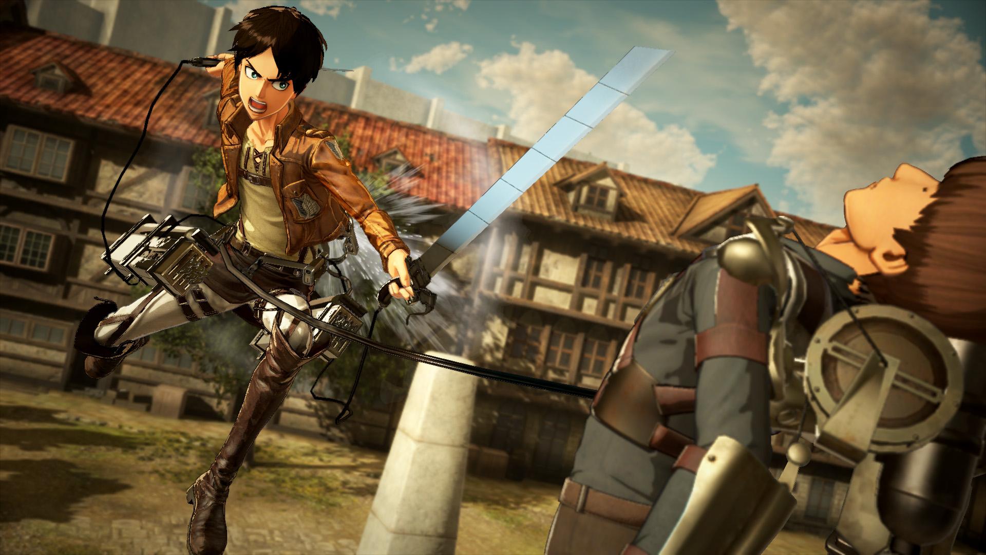 Attack On Titan 2: Final Battle Review - Noch einmal in den Kampf