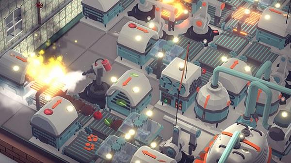 Automachef, das Spiel zur Herstellung automatisierter Mahlzeiten, ist jetzt im Handel erhältlich 1