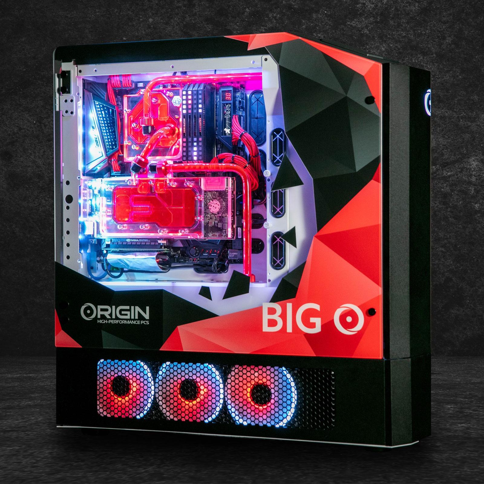 Corsair erwirbt Origin PC, ein Unternehmen, das sich auf kundenspezifische Computer spezialisiert hat. 1