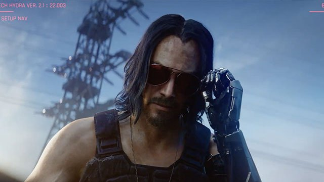 Cyberpunk 2077 Keanu Reeves casting wasn't because he was a big star