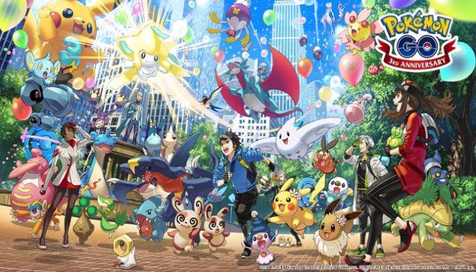 Das legendäre Pokemon Rayquaza erscheint ab dieser Woche in Pokemon GO 2