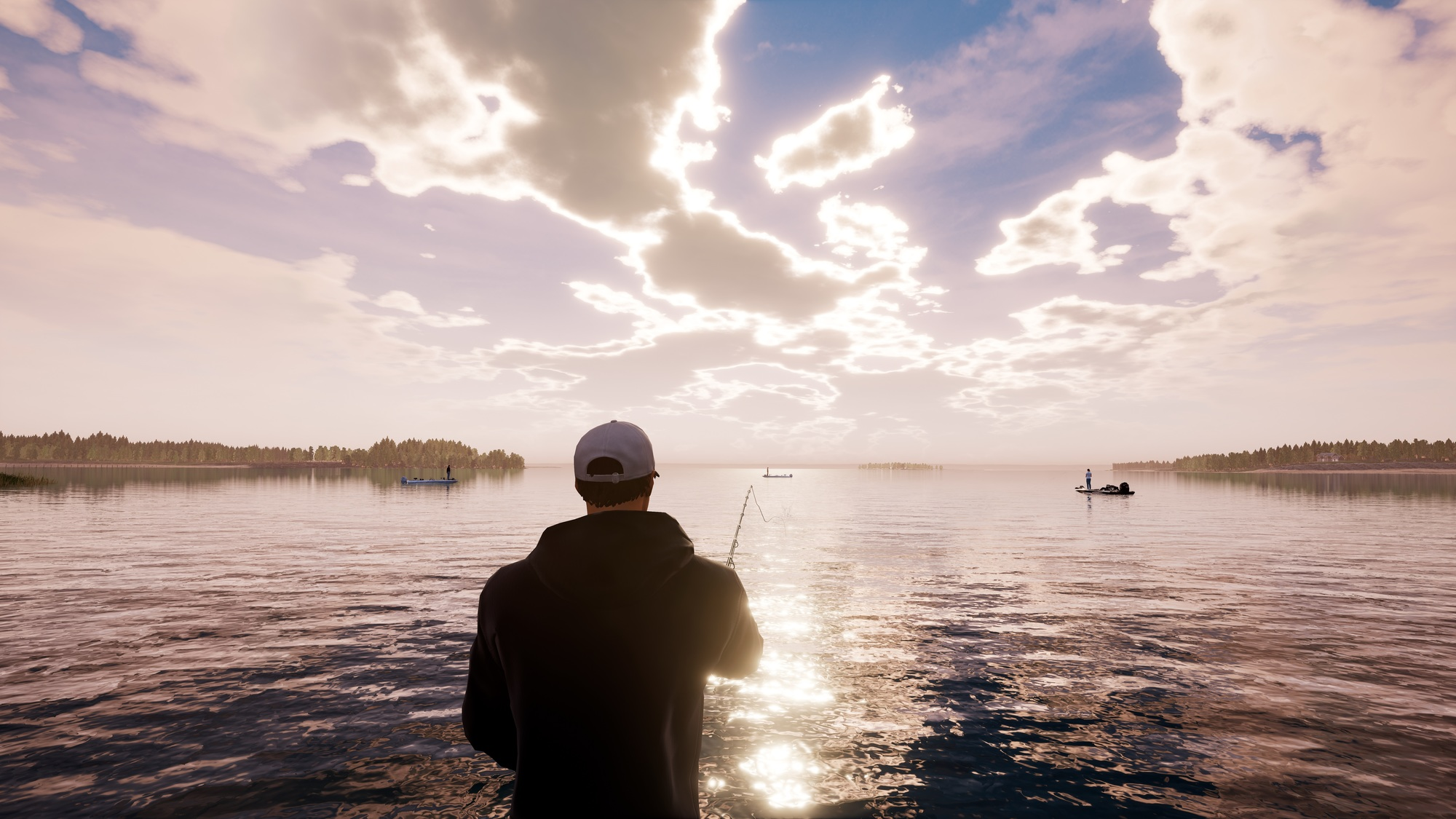 Dem Spiel Fishing Sim World wird ein sehr großes Update angeboten! 1