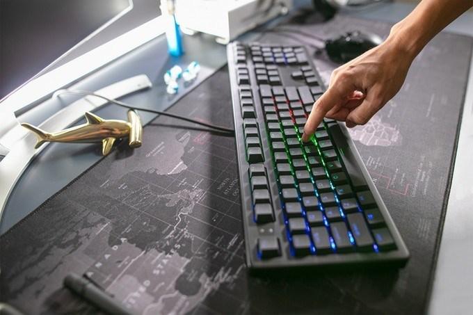 Der Trapez will die mechanische Tastatur revolutionieren 1
