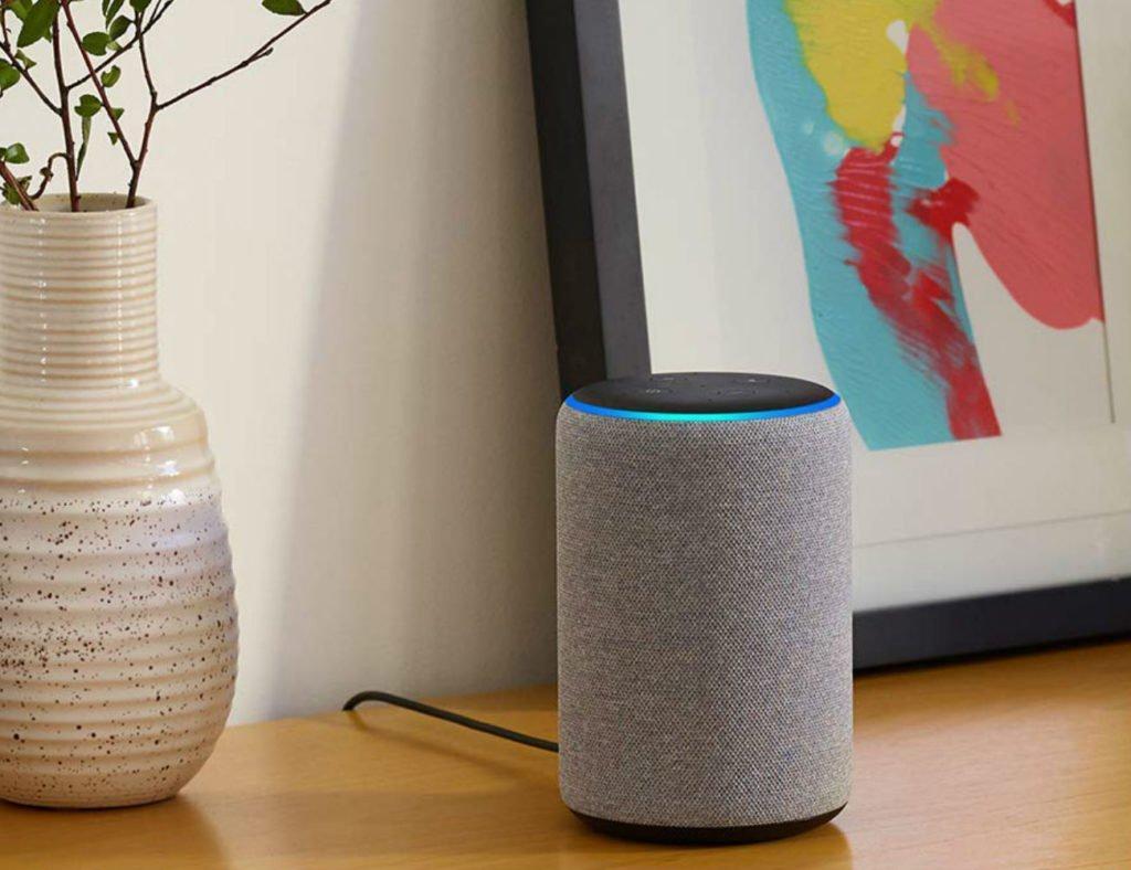 Amazon  Smart Home der zweiten Generation von Echo Plus Hub
