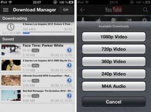 YouTube-Videos auf iPhone ohne Programme herunterladen