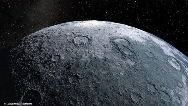 Die NASA entwickelt GPS für den Mond 1