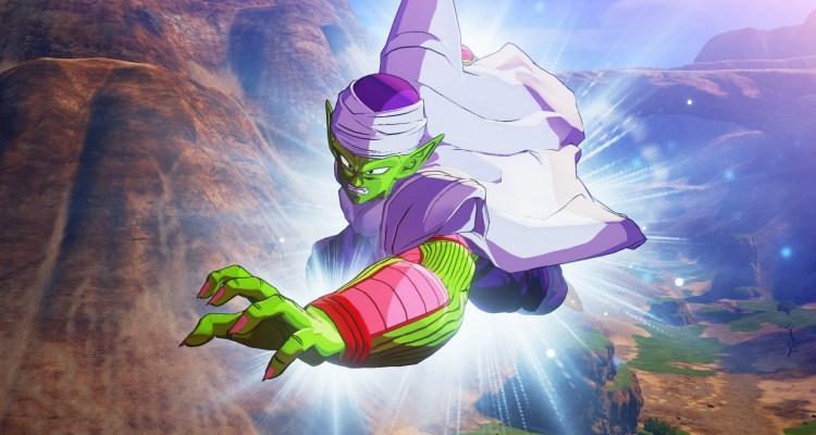 "Dragon Ball Z: Kakarot - Erstes Gameplay-Video von ""Piccolo"" 1"