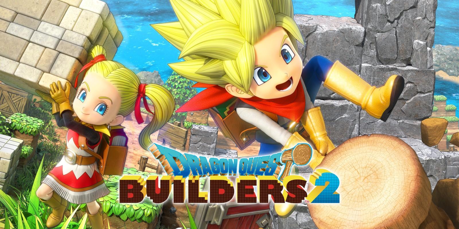 Dragon Quest Builders 2 Update Version 1.02 - Vollständige Patchnotizen (PS4, Switch) 1