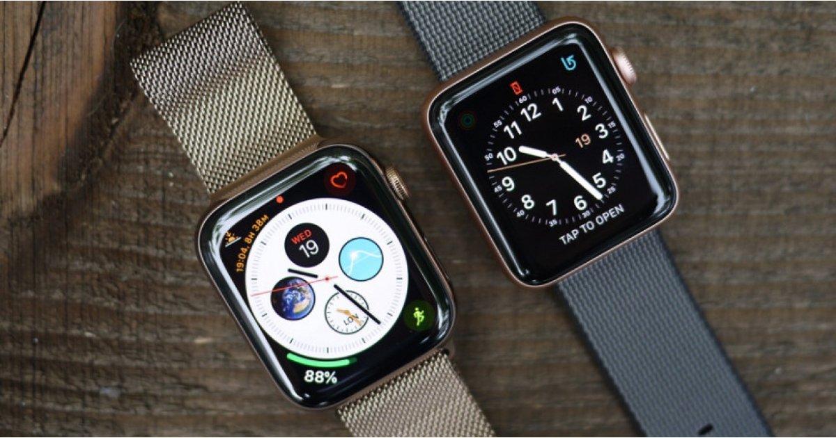 Ein Apple Watch mit einem MicroLED-Display könnte im Jahr 2020 starten