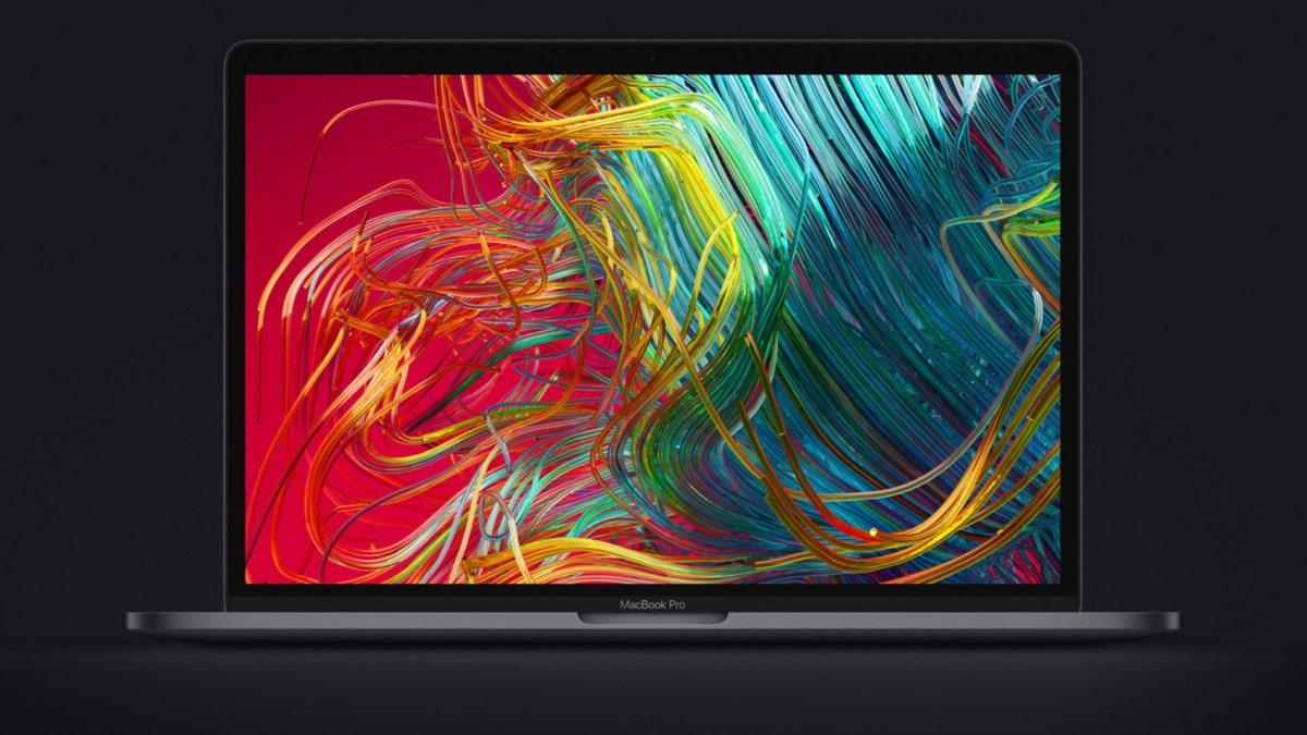 Ein neuer 16-Zoll-LCD-Bildschirm MacBook Pro wird im September auf den Markt gebracht 1