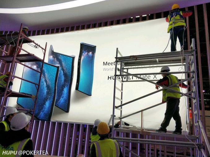 Erster Blick auf Huawei Mate X: Ein faltbares 5G-Telefon 1