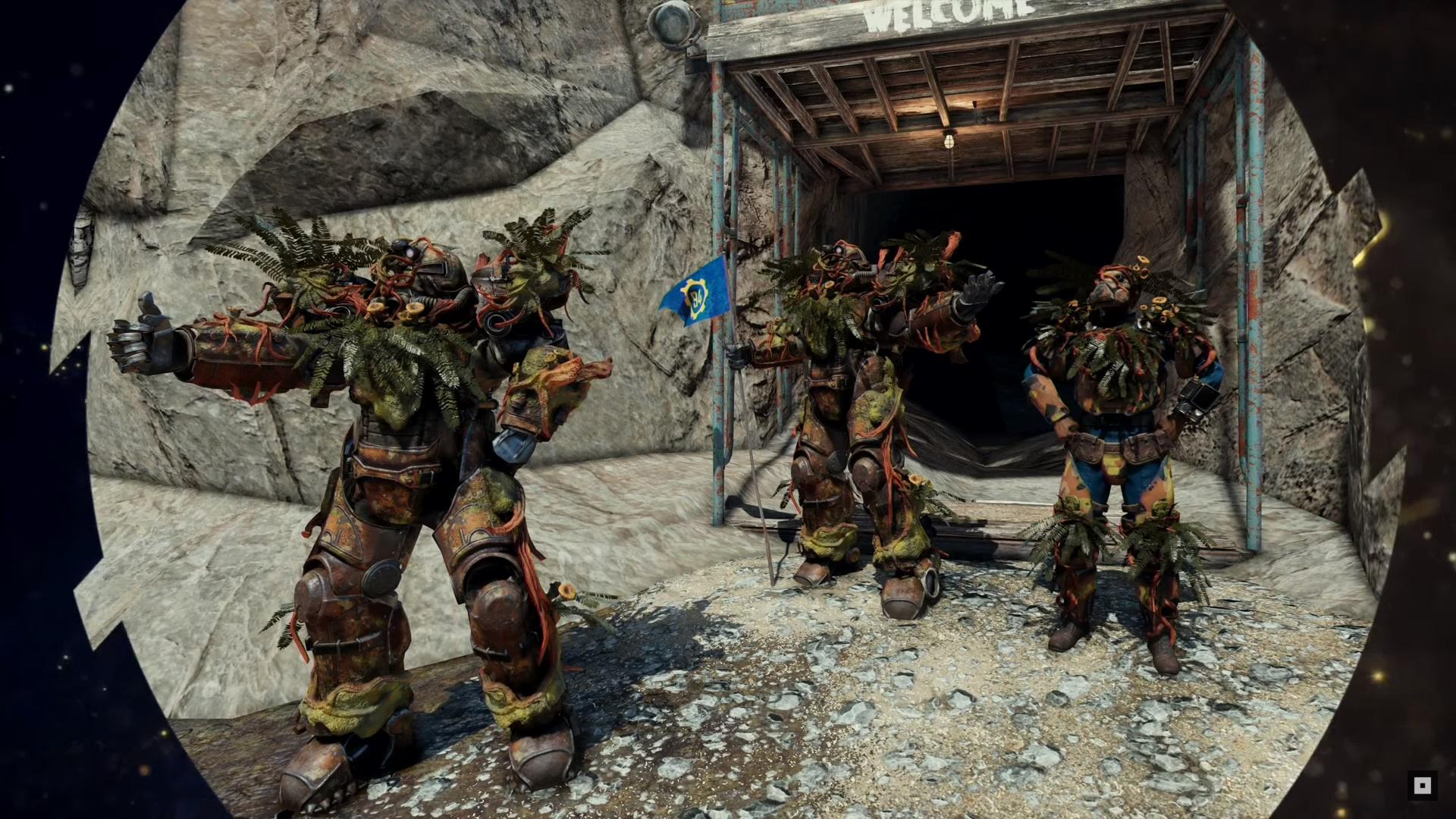 Fallout 76 hat einen Überfall, eine neue Nuclear Winter-Karte und private Server auf dem Weg