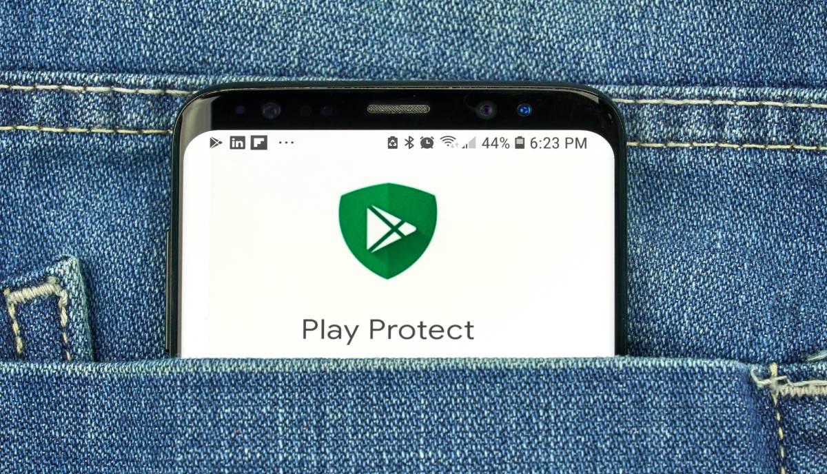 Google Play Protect führt den schlechtesten Android-Anti-Malware-Test durch 1