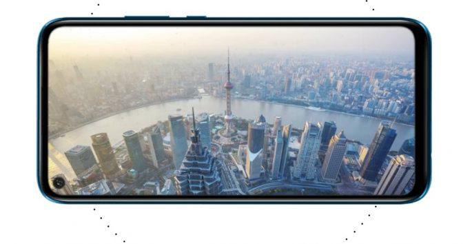 Huawei Nova 5i Pro hat Bildschirm von dünnen Rahmen und 6,26 Zoll perforiert