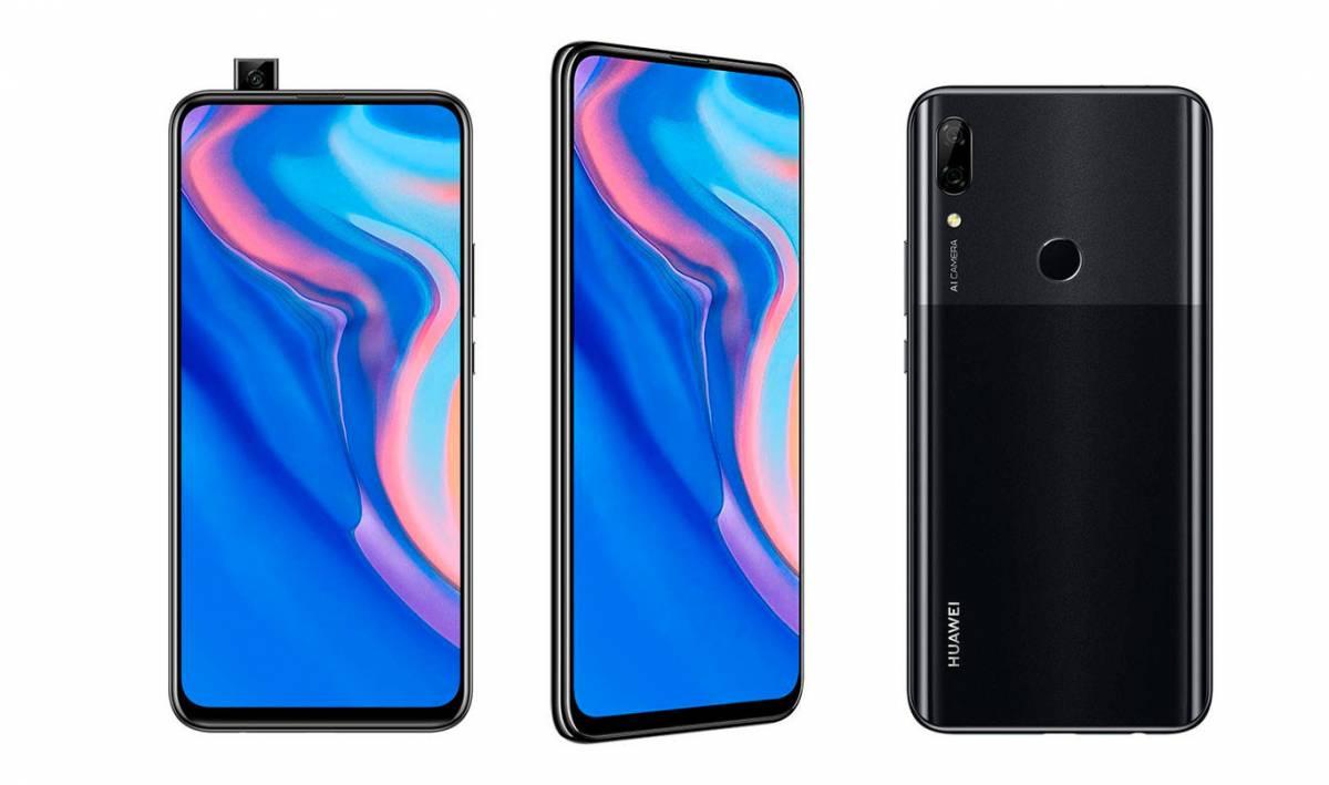 Huawei startet HUAWEI P smart Z