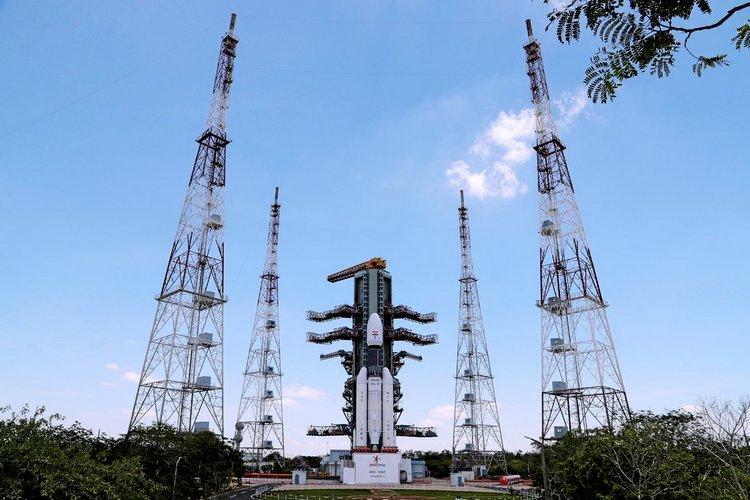 Chadrayaan-2 betritt die Mondumlaufbahn; Landung am 7. September erwartet 1