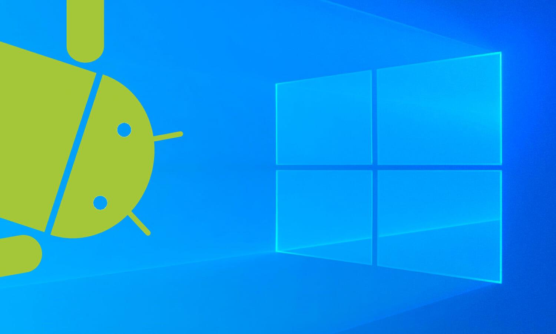 Jetzt können Sie Ihre Android-Benachrichtigungen von sehen Windows 10 1