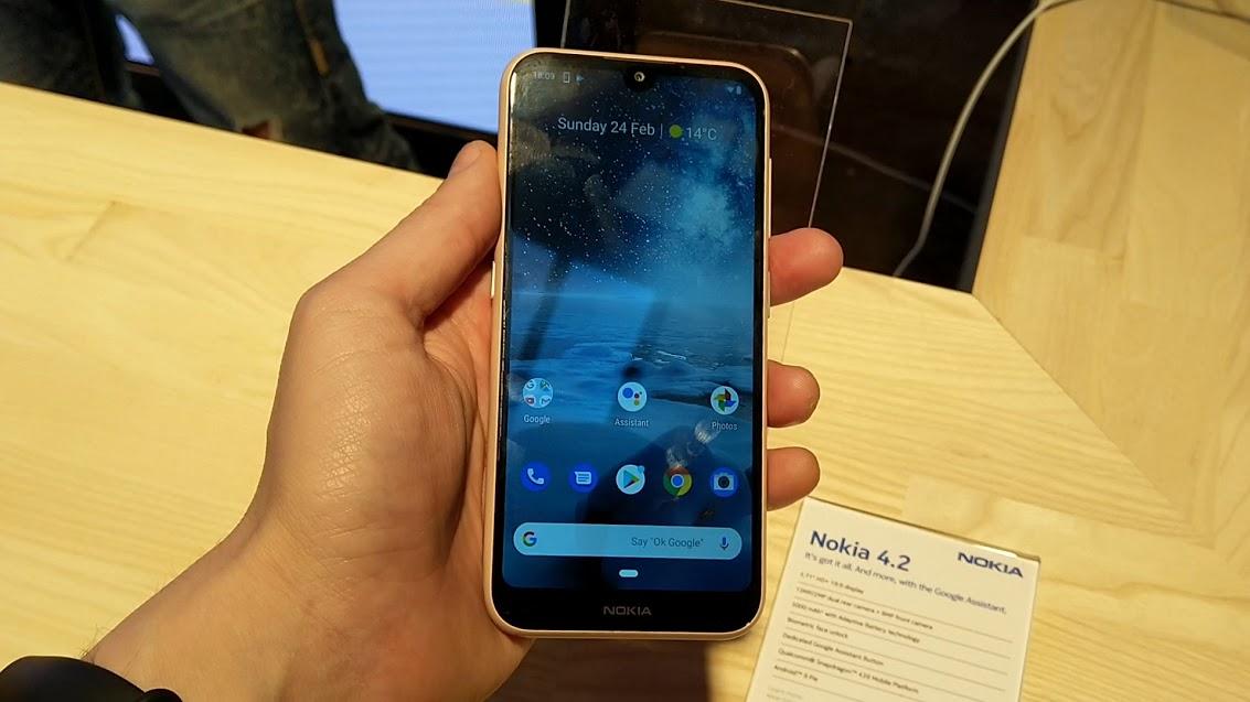 Juli-Update für Nokia 3.1 und Nokia 4.2 verfügbar, auch mit neuem Pie-Build 1