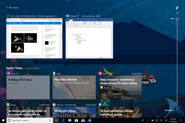 Microsoft Revamps Windows 10 Modell: Weniger jährliche Updates, Insider-Änderungen 2
