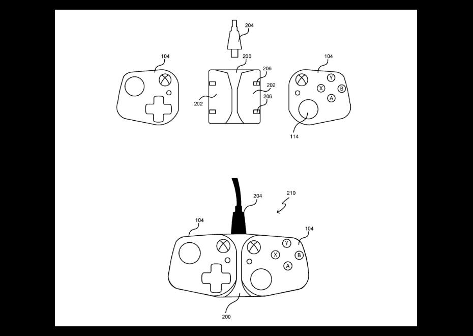 """Xbox-Controller-Patent für Xcloud """"width ="""" 930 """"height ="""" 660 """"srcset ="""" https://secinfinity.net/wp-content/uploads/2019/07/Microsoft-experimentiert-bereits-mit-Varianten-seines-Xbox-Controllers-unter-Berucksichtigung-von.png 930w, https://eloutput.com/app/uploads-eloutput.com/2019/07/Patente-Xbox-controller-para-Xcloud-300x213.png 300w, https://eloutput.com/app/uploads-eloutput .com / 2019/07 / Patent-Xbox-controller-for-Xcloud-768x545.png 768w """"sizes ="""" (maximale Breite: 930px) 100vw, 930px"""