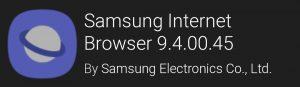 Mit Samsung Internet 9.4 können Sie die automatische Wiedergabe von Videos steuern, QR-Codes scannen und vieles mehr 1