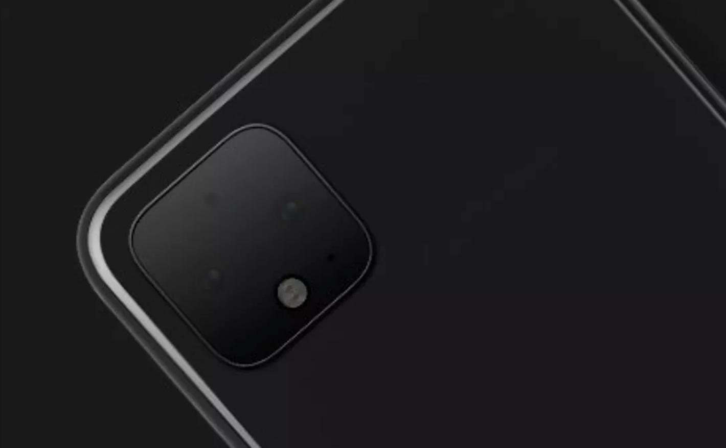 Pixel 4 Telefon wird ähnlich haben Apple Gesichts-ID-System 1