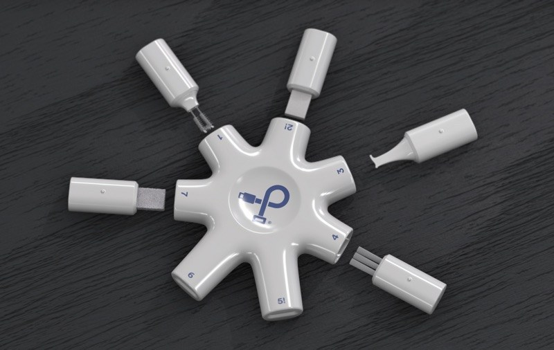 PurePort ist das Schweizer Taschenmesser für saubere iPhone-Anschlüsse und -Kabel 1