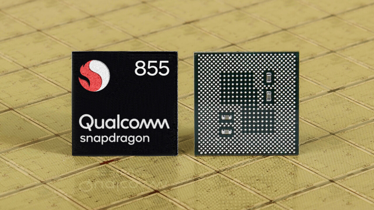 Qualcomm: Snapdragon 855 Plus bietet eine höhere Taktrate des Prozessors und des Grafikprozessors