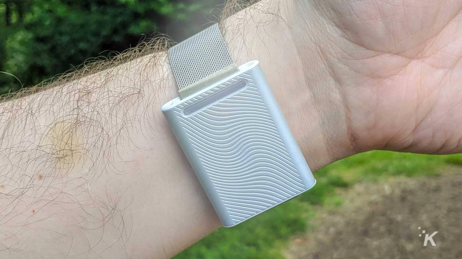 Embr Wave Handgelenk Gadget