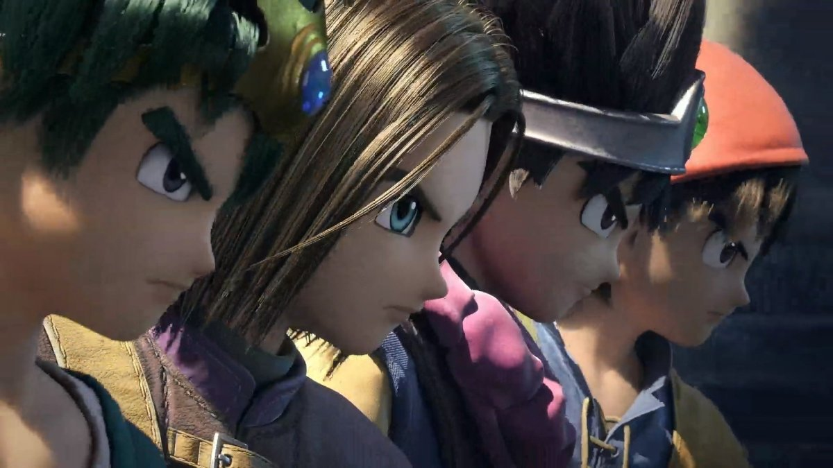 Sakurai wirft einen genaueren Blick auf den Dragon Quest Hero in Smash Bros. Ultimate an diesem Dienstag
