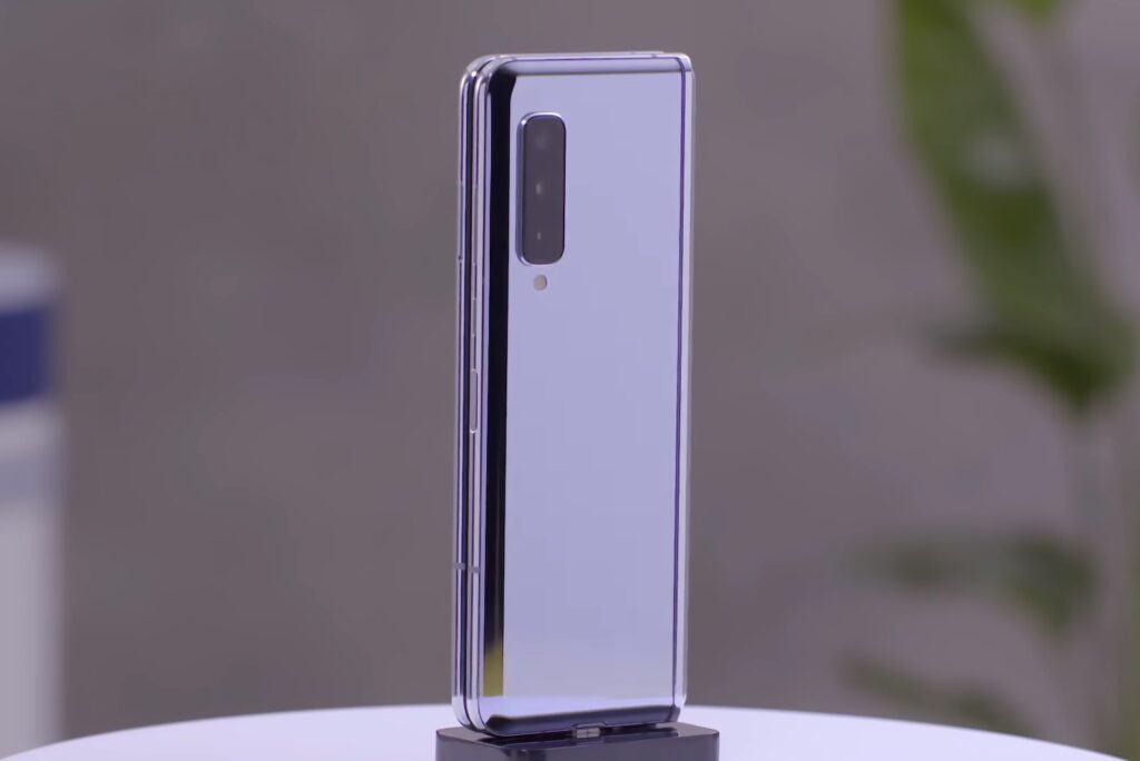Samsung Galaxy Fold 5g Deutschland Niederlande