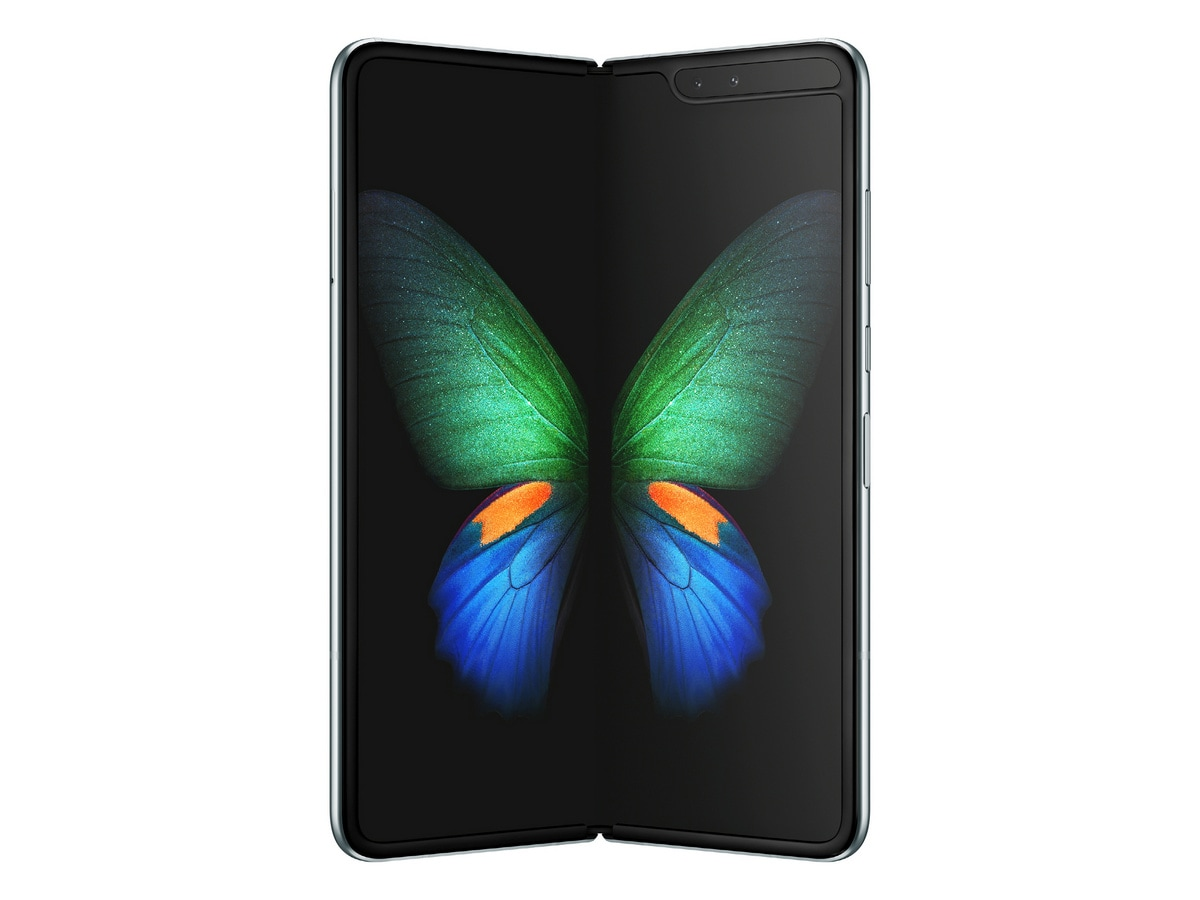 Samsung Galaxy Fold Spotted in the Wild Ahead of Any Relaunch Details: Report