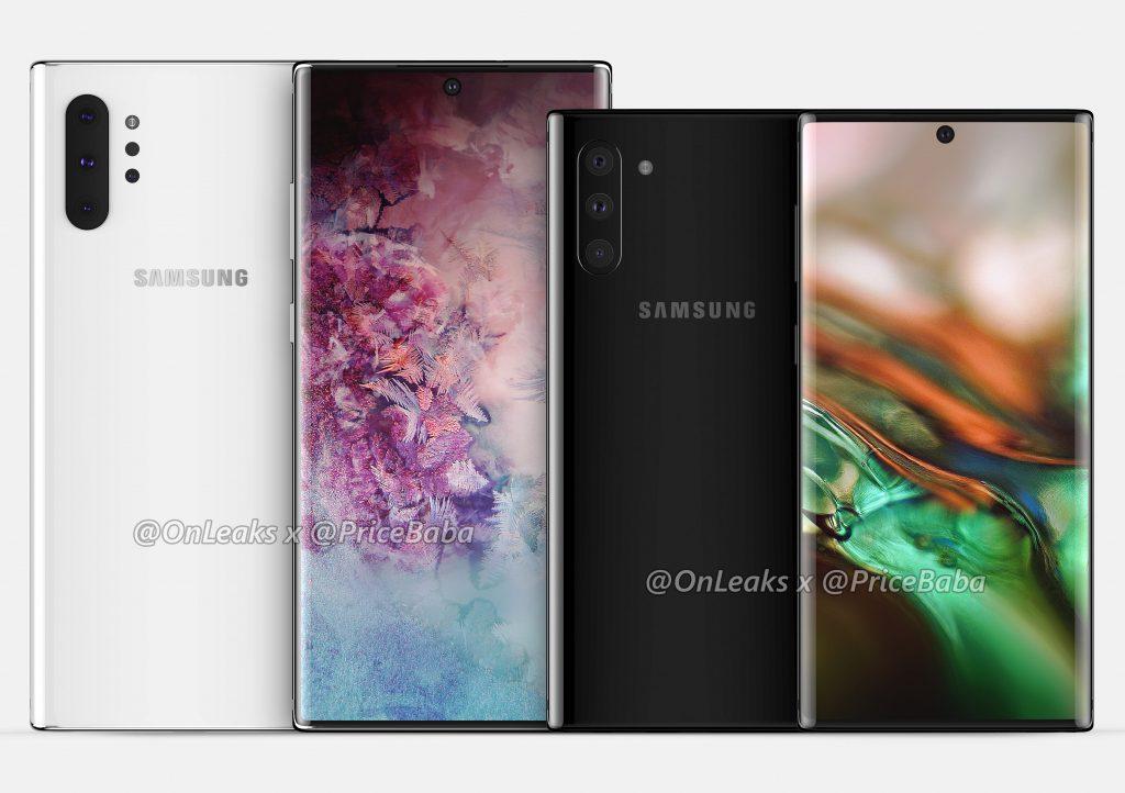 Samsung Galaxy Note  10 wird am 7. August vorgestellt 1