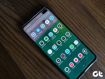 Samsung Galaxy S10 Plus 4