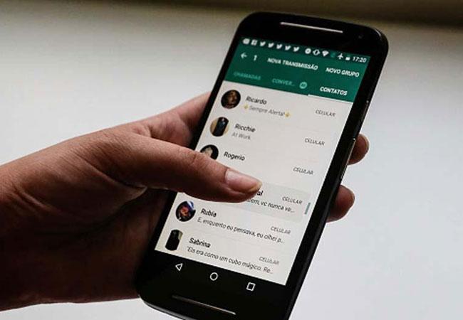 Schritte zum Herunterladen aller WhatsApp-Fotos