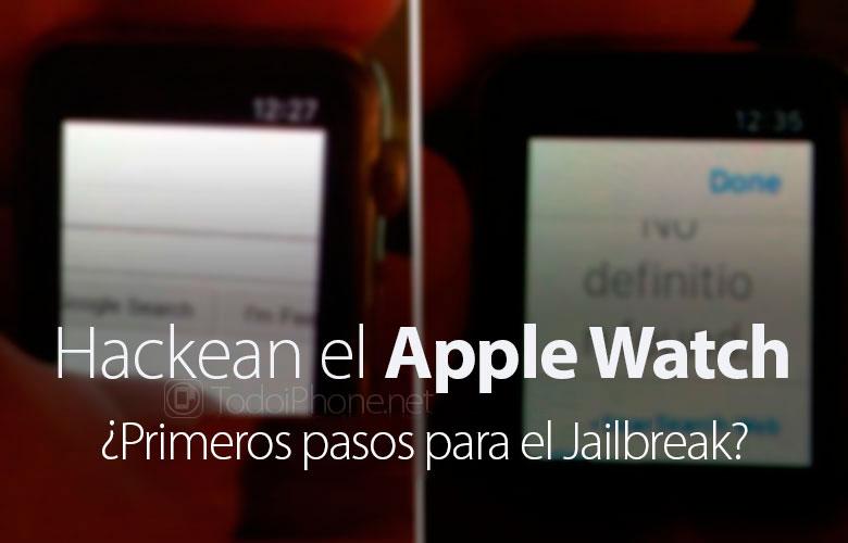 Sie hacken die Apple Watch und entwickeln Sie einen Webbrowser 1