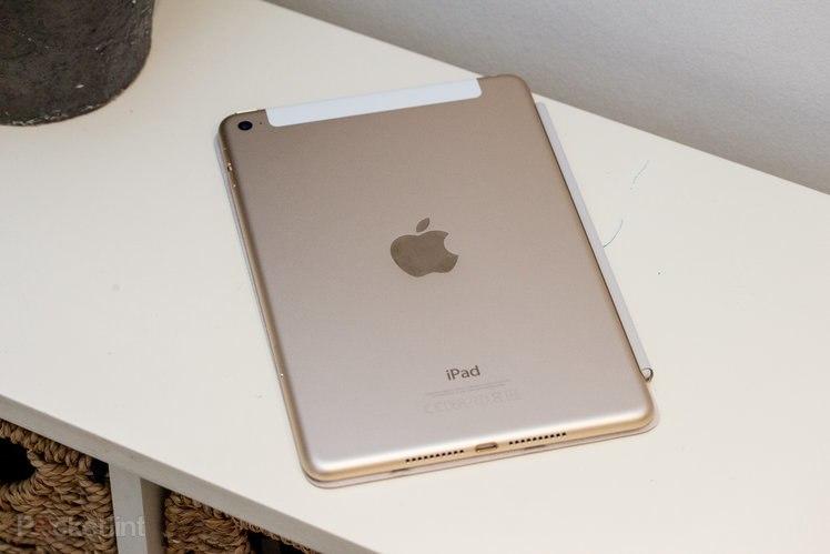 Sie können dieses iPad mini 5-Leck nicht sehen, aber es zeigt keine wesentlichen Änderungen 1