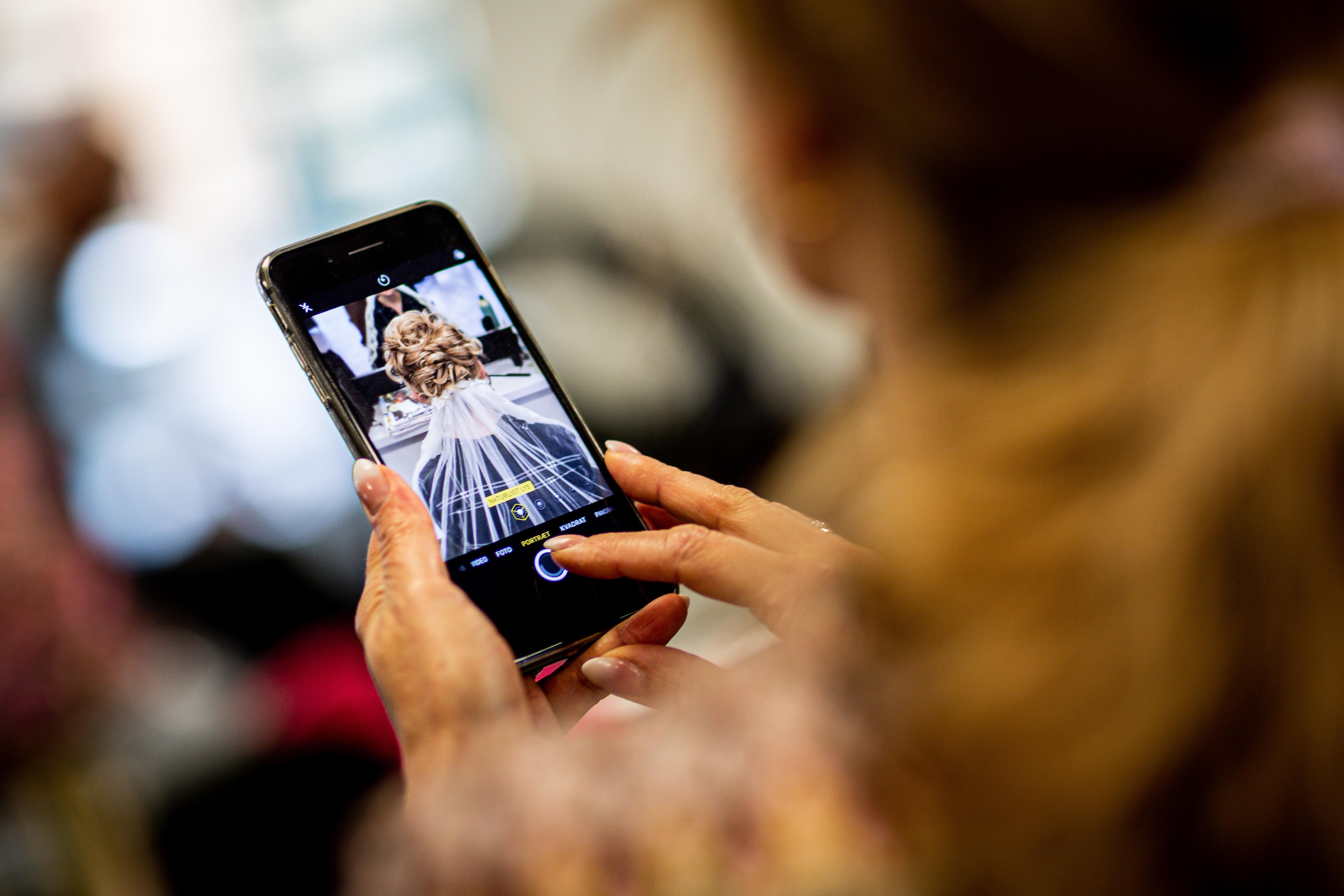 So verstecken Sie private Fotos in Ihrer mobilen Galerie