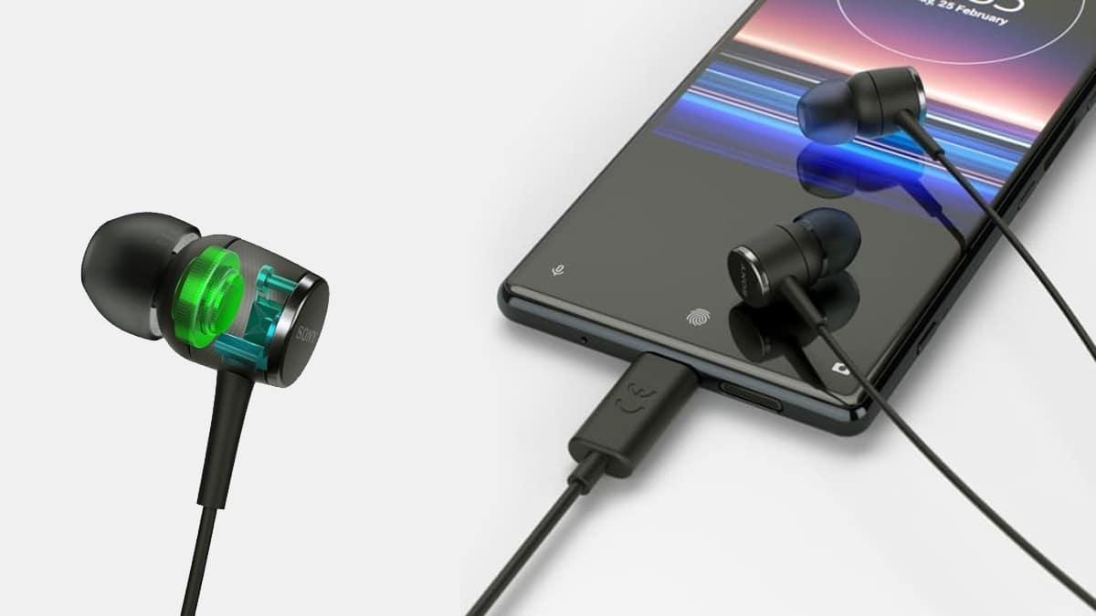 Sony STH50C Headphones