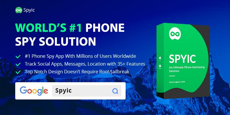 Spyic; Bester Handy-Spion zur Verfügung