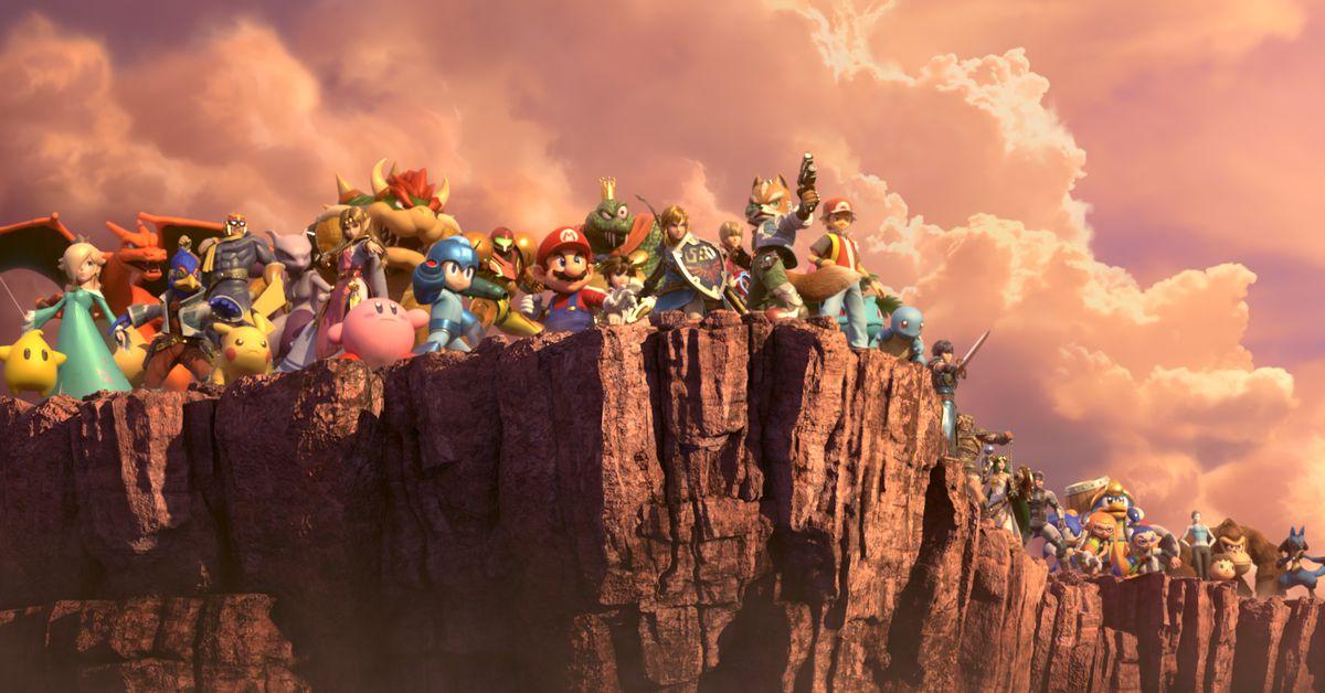 Super Smash Bros. Ultimate Bewertung 1